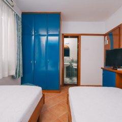 Отель Villa Royal Черногория, Тиват - отзывы, цены и фото номеров - забронировать отель Villa Royal онлайн комната для гостей фото 4