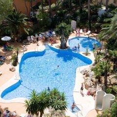 Отель Globales Nova Apartamentos бассейн