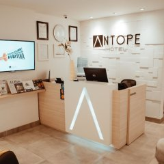 Hotel Antope интерьер отеля фото 3