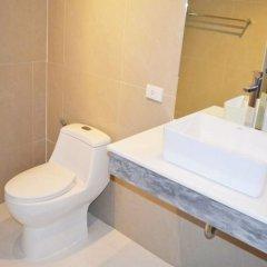 Отель Coconut Bay Club Suite 303 Таиланд, Ланта - отзывы, цены и фото номеров - забронировать отель Coconut Bay Club Suite 303 онлайн ванная фото 2