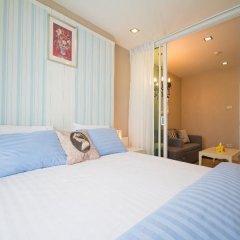 Отель Bukitta Airport Condominium by Muay комната для гостей