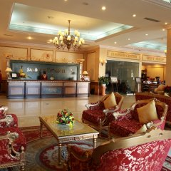 Sammy Dalat Hotel интерьер отеля фото 3