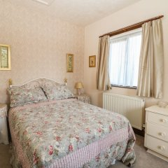 Отель The Cottage at Moseley House Farm комната для гостей фото 2