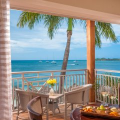 Отель Sandals Negril Beach Resort & Spa Luxury Inclusive Couples Only балкон