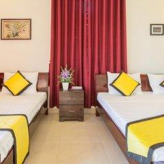 Отель Quynh Chau Homestay Вьетнам, Хойан - отзывы, цены и фото номеров - забронировать отель Quynh Chau Homestay онлайн комната для гостей фото 2