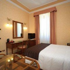 Hotel Villa La Bollina Серравалле-Скривия сейф в номере