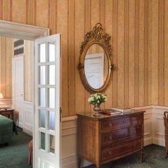 Отель Helvetia & Bristol Firenze Starhotels Collezione Флоренция комната для гостей фото 3