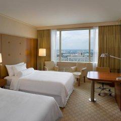 Отель The Westin Warsaw Польша, Варшава - 3 отзыва об отеле, цены и фото номеров - забронировать отель The Westin Warsaw онлайн комната для гостей фото 2