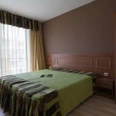 Апартаменты One Bedroom Apartment with Large Balcony комната для гостей фото 3