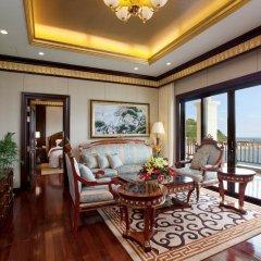 Отель Vinpearl Luxury Nha Trang Вьетнам, Нячанг - 1 отзыв об отеле, цены и фото номеров - забронировать отель Vinpearl Luxury Nha Trang онлайн комната для гостей фото 5