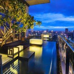 Отель The St. Regis Bangkok бассейн