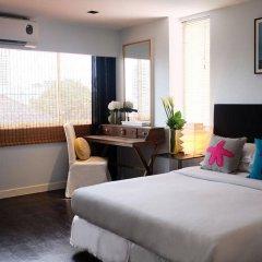 Отель P & R Residence Бангкок комната для гостей фото 4