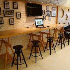 Отель Mybed Ratchada-ladprao Бангкок гостиничный бар