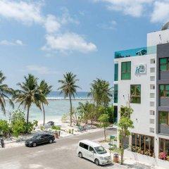 Отель H78 Maldives Мальдивы, Мале - отзывы, цены и фото номеров - забронировать отель H78 Maldives онлайн парковка