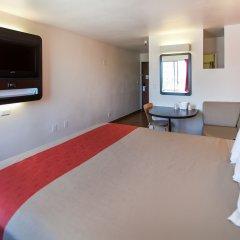 Отель Motel 6 Hollywood США, Лос-Анджелес - отзывы, цены и фото номеров - забронировать отель Motel 6 Hollywood онлайн комната для гостей фото 4