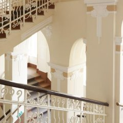 Lázeňský Hotel Belvedere *** Франтишкови-Лазне балкон