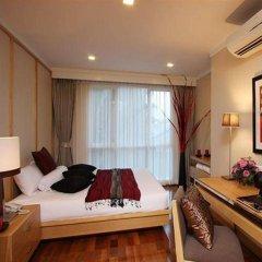 Апартаменты Montara Serviced Apartment Thonglor 25 Бангкок комната для гостей