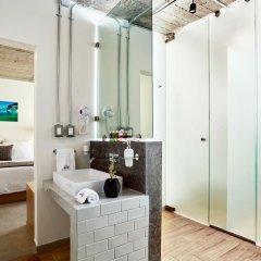Отель The Host Business Suites at WTC Мексика, Мехико - отзывы, цены и фото номеров - забронировать отель The Host Business Suites at WTC онлайн ванная
