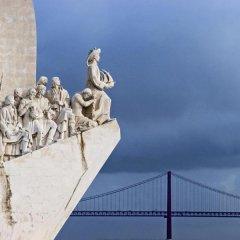 Отель Ibis Lisboa Liberdade Лиссабон спортивное сооружение