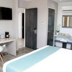Отель Xcala Illusion Express Мексика, Плая-дель-Кармен - отзывы, цены и фото номеров - забронировать отель Xcala Illusion Express онлайн удобства в номере