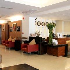 Отель FuramaXclusive Sathorn, Bangkok Бангкок интерьер отеля