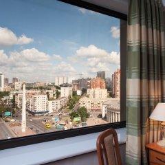 Гостиница Лыбидь балкон