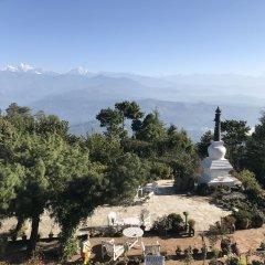 Отель The Fort Resort Непал, Нагаркот - отзывы, цены и фото номеров - забронировать отель The Fort Resort онлайн приотельная территория