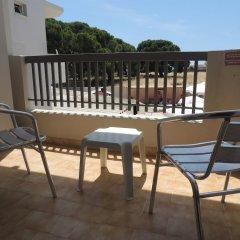 Отель Kiss - Apartamentos Turísticos балкон