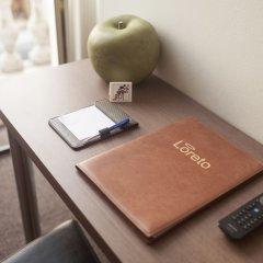 Отель Loreto Бельгия, Брюгге - отзывы, цены и фото номеров - забронировать отель Loreto онлайн удобства в номере