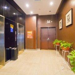 Xian Jialili Express Hotel Huancheng East Road Branch интерьер отеля фото 5
