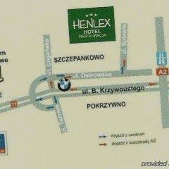 Отель Henlex Познань фото 4