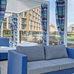 Отель Global Luxury Suites at The Wharf США, Вашингтон - отзывы, цены и фото номеров - забронировать отель Global Luxury Suites at The Wharf онлайн комната для гостей фото 5