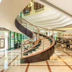 Отель Coral Deira Дубай питание