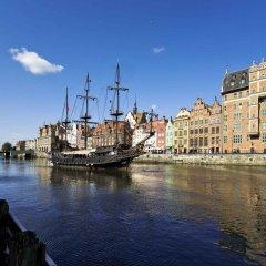 Отель Mercure Gdańsk Stare Miasto Польша, Гданьск - отзывы, цены и фото номеров - забронировать отель Mercure Gdańsk Stare Miasto онлайн приотельная территория