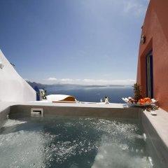 Отель Chroma Suites Греция, Остров Санторини - отзывы, цены и фото номеров - забронировать отель Chroma Suites онлайн бассейн