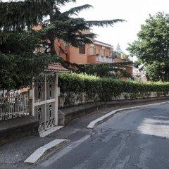 Отель Suite Mura Aurelie парковка