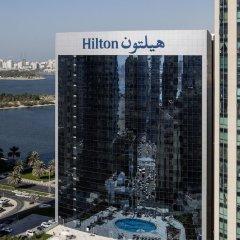 Отель Hilton Sharjah ОАЭ, Шарджа - 10 отзывов об отеле, цены и фото номеров - забронировать отель Hilton Sharjah онлайн балкон
