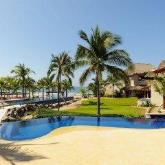 Отель Las Palmas Beachfront Villas Мексика, Коакоюл - отзывы, цены и фото номеров - забронировать отель Las Palmas Beachfront Villas онлайн фото 4