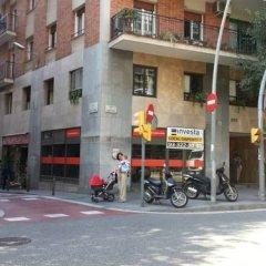 Отель Residencia San Marius Испания, Барселона - отзывы, цены и фото номеров - забронировать отель Residencia San Marius онлайн парковка