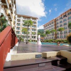 Отель Phuket Villa Patong Condo бассейн