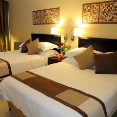Отель Las Cascadas Гондурас, Сан-Педро-Сула - отзывы, цены и фото номеров - забронировать отель Las Cascadas онлайн комната для гостей фото 2