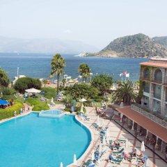 Marti La Perla Hotel - All Inclusive - Adult Only бассейн