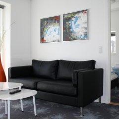 Отель Faber Дания, Орхус - отзывы, цены и фото номеров - забронировать отель Faber онлайн комната для гостей фото 4