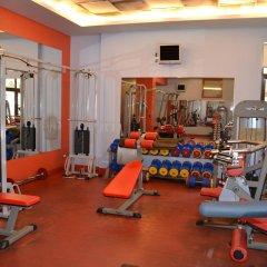 Гостиница Отрада фитнесс-зал
