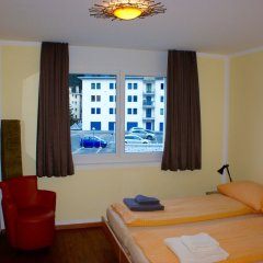 Отель Stille Швейцария, Санкт-Мориц - отзывы, цены и фото номеров - забронировать отель Stille онлайн комната для гостей фото 5
