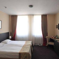 Гостиница Reikartz Dworzec Львов комната для гостей фото 5