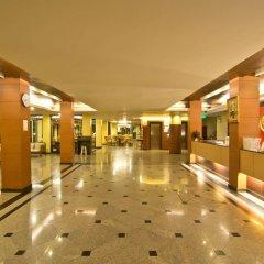 Golden Sea Pattaya Hotel интерьер отеля