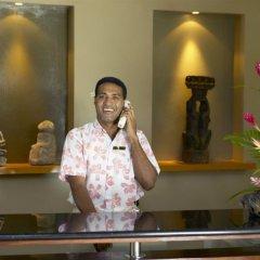 DoubleTree Resort by Hilton Hotel Fiji - Sonaisali Island интерьер отеля фото 3