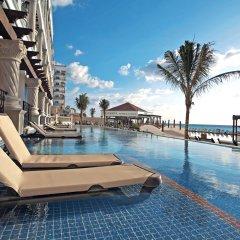 Отель Hyatt Zilara Cancun - All Inclusive - Adults Only Мексика, Канкун - 2 отзыва об отеле, цены и фото номеров - забронировать отель Hyatt Zilara Cancun - All Inclusive - Adults Only онлайн бассейн