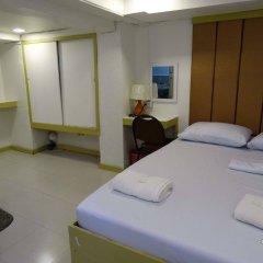 Отель Gaius Pension Inn Филиппины, Манила - отзывы, цены и фото номеров - забронировать отель Gaius Pension Inn онлайн комната для гостей фото 4